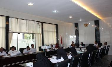 Rapat Laporan Akhir Rencana Aksi Daerah Penurunan Stunting Di Kabupaten Bondowoso